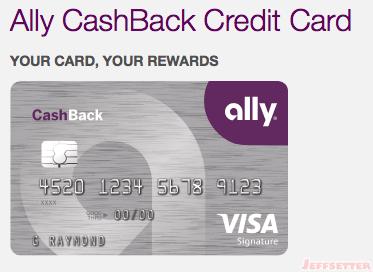 Ally CashBack