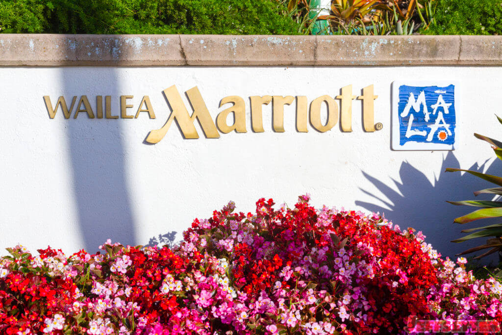 Wailea Beach Marriott