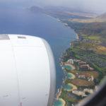 Hawaiian Airlines SEA-HNL