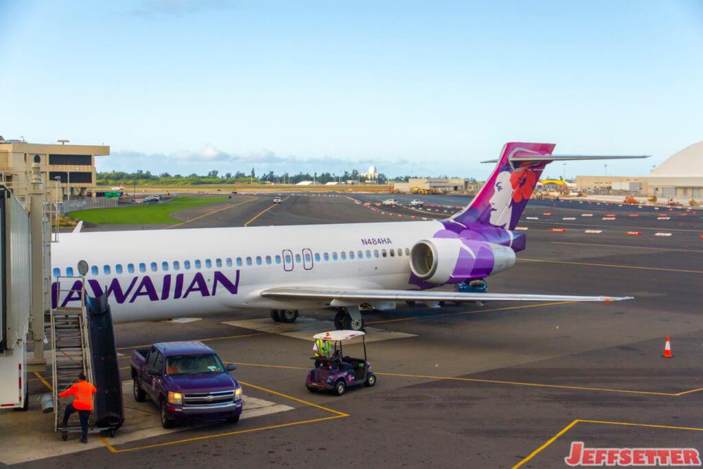 Hawaiian Inter-Island Extra Space