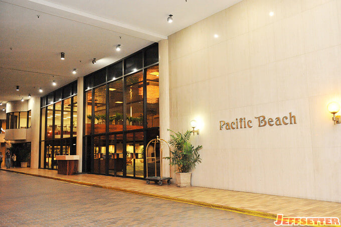 Pacific Beach Hotel Redevelopment
