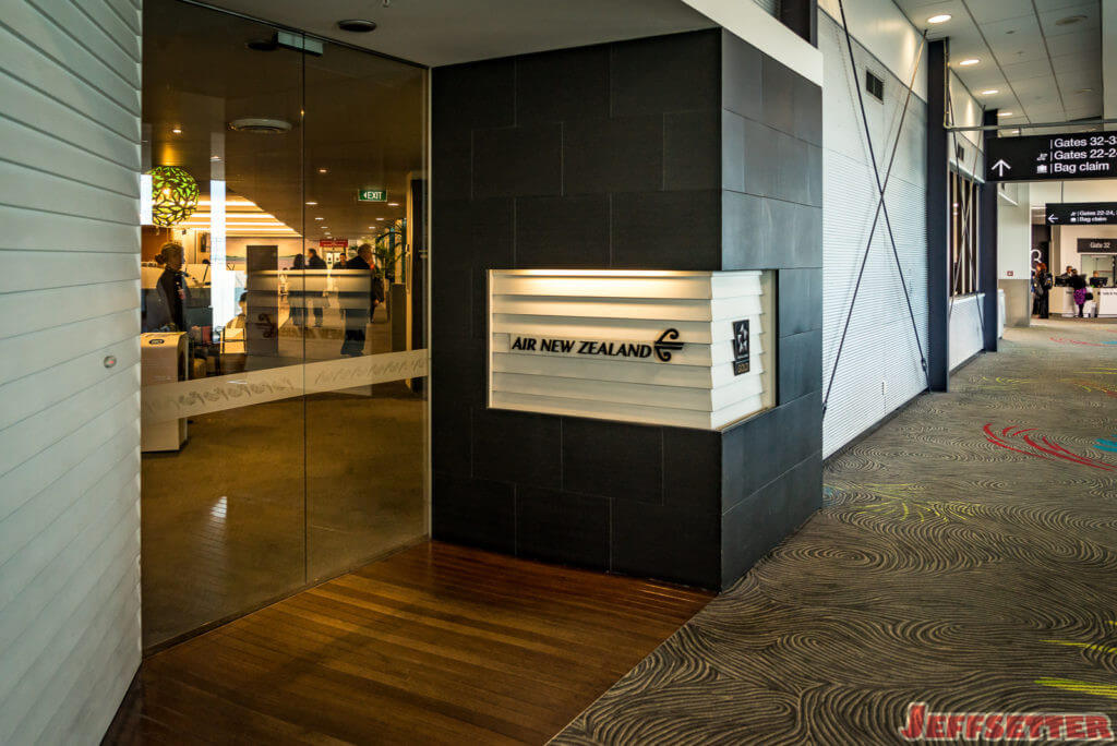 Air New Zealand Domestic Lounge Review