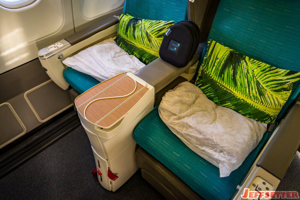 Air Tahiti Nui Business Class PPT AKL-14