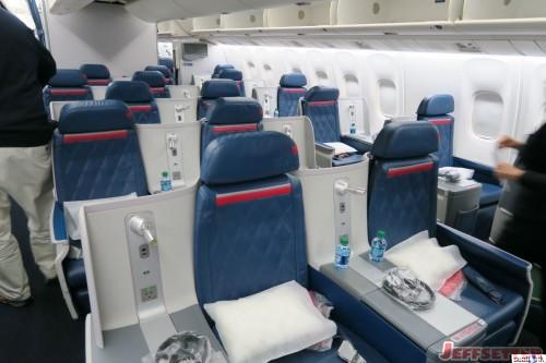 Delta One Suites - Jeffsetter Travel