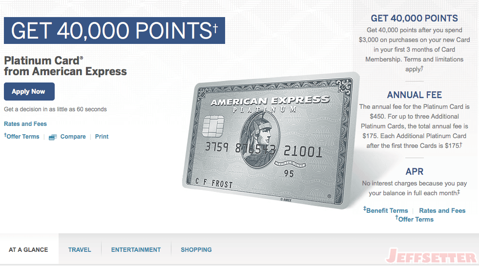 New Premium Amex Card Coming Soon
