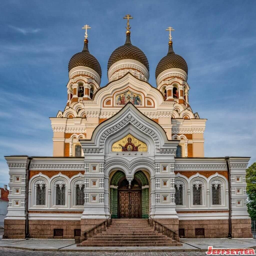 russian-church-in-tallinn