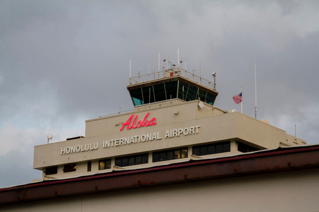 Alaska Airlines HNL-SEA-JFK