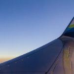 Alaska Airlines HNL-SEA