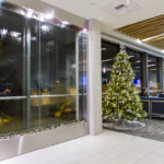 Alaska Air N Terminal Lounge + SEA-JFK