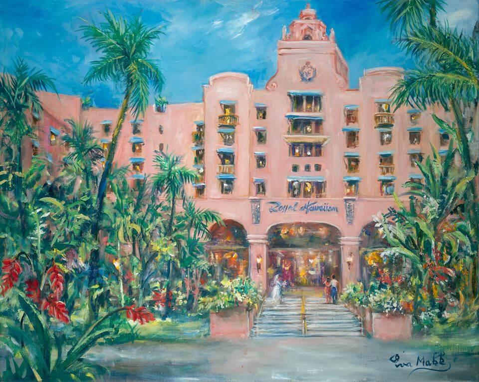 Royal Hawaiian Hotel 90th Birthday