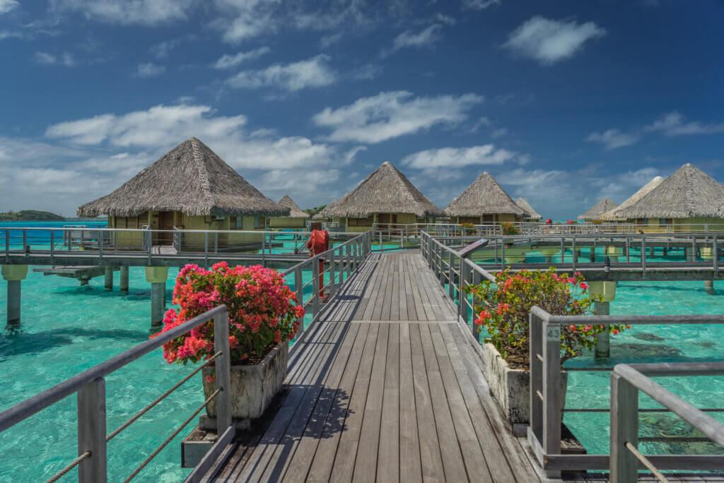 Intercontinental Le Moana Bora Bora Jeffsetter Travel