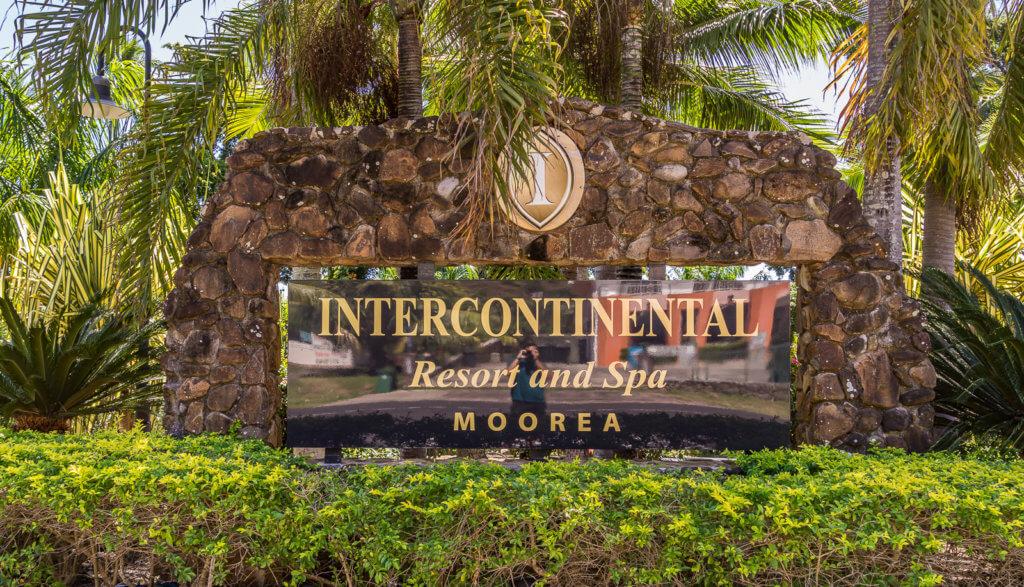 Intercontinental Moorea Hotel Review Jeffsetter Travel
