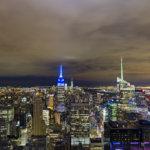 Big Apple Day 2: Rockefeller, Central Park, Times Square