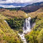 Final drive through New Zealand – Lake Taupo