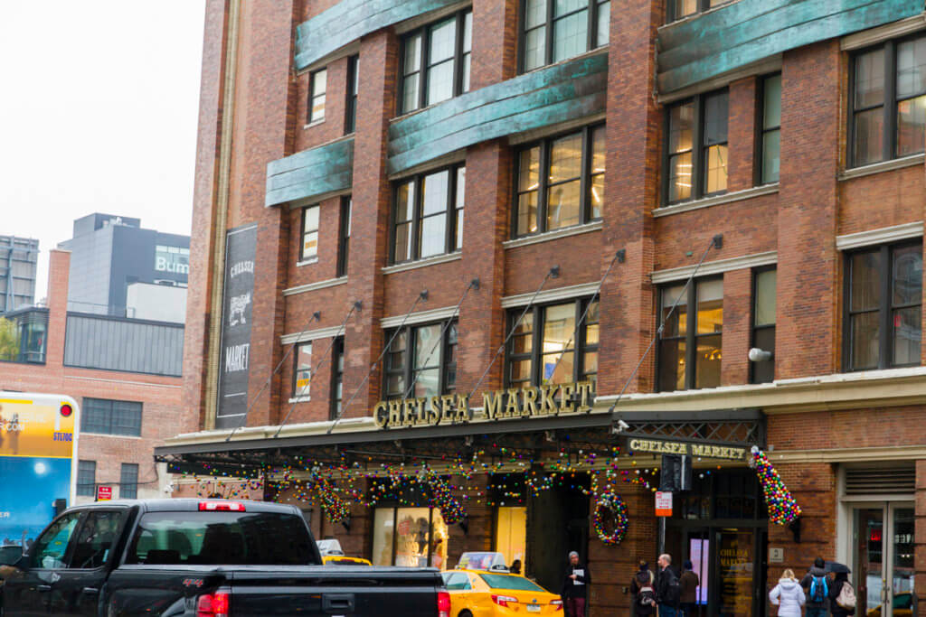 Review Chelsea Market New York Jeffsetter Travel