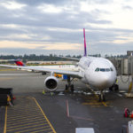 Delta Bests Hawaiian in On-Time Performance