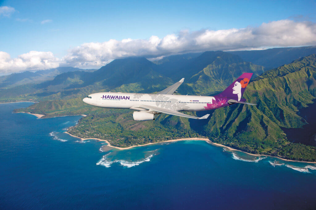 Hawaiian Airlines Brand Refresh