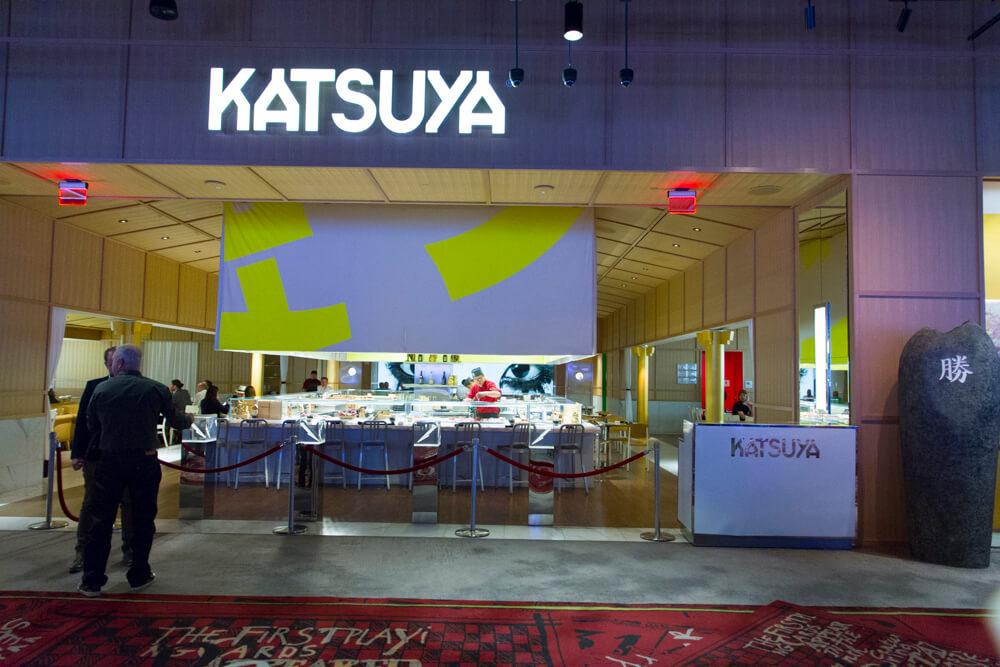 Katsuya Las Vegas