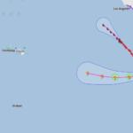 Tropical Storm Fernanda