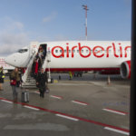 Ryanair Protests Air Berlin Bankruptcy