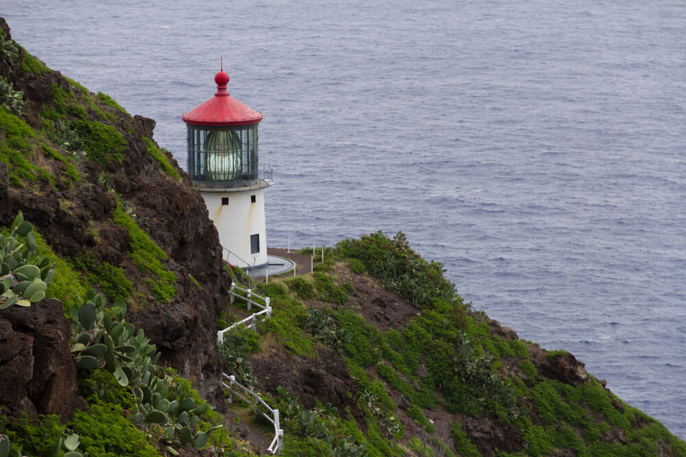 Makapuu Point Lighthouse Trail