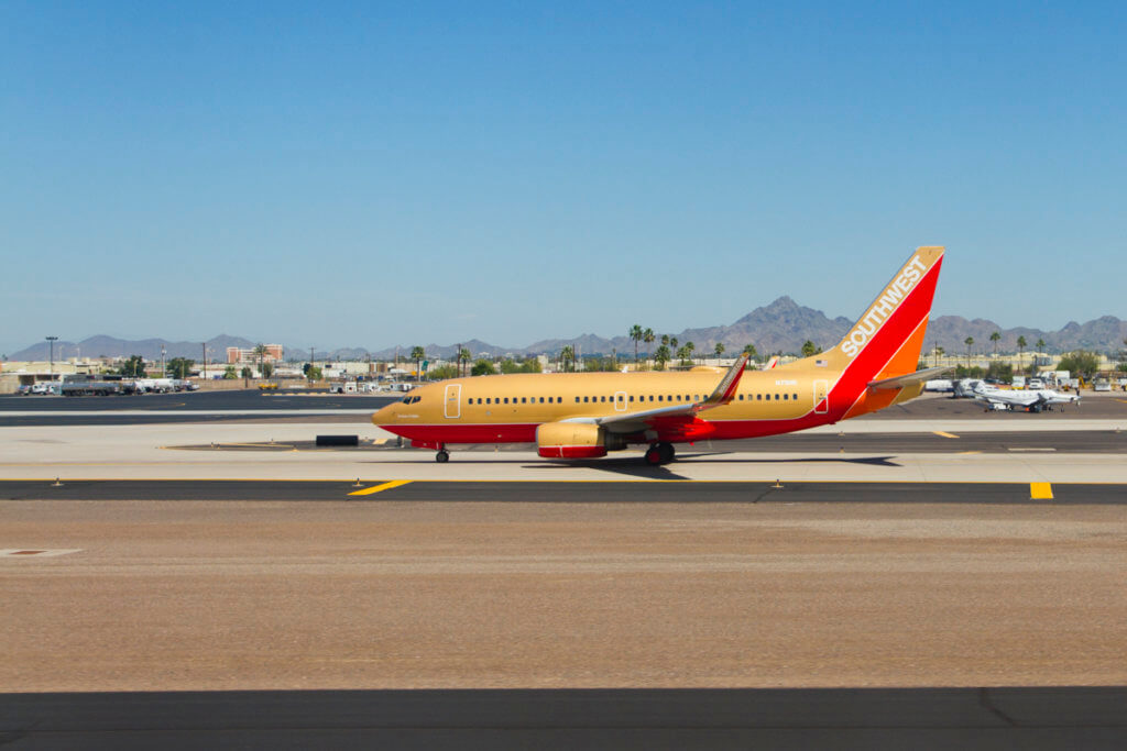 Trouble at Island Air and Southwest