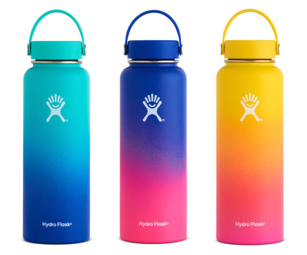 Hawaii-Exclusive Hydro Flask Colors - Jeffsetter Travel