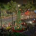 Honolulu Tree Lighting Ceremony 2017