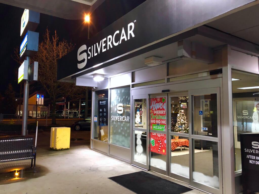 Silvercar Seattle