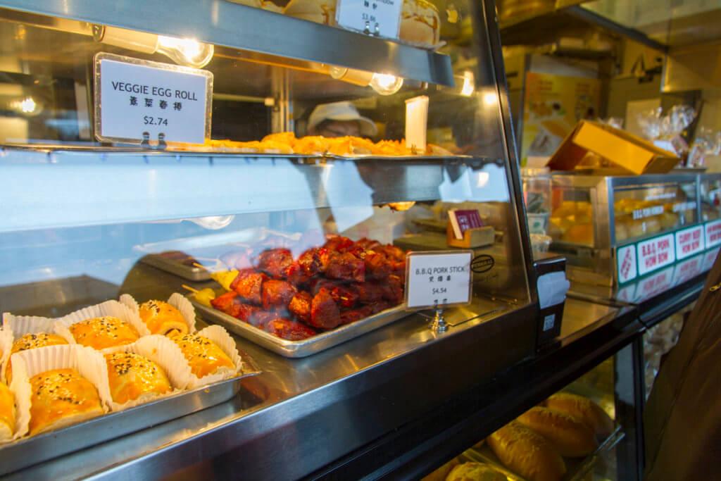 Mee Sum Pastry