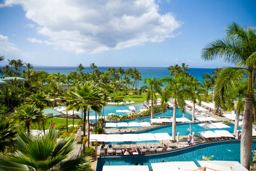 Hyatt Hotels Sells the Andaz Maui