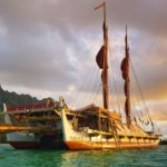 Hokulea is Heading to Hawaii Island