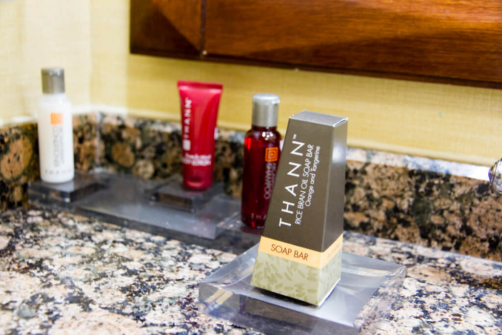Marriott is Switching to In-Shower Dispensers