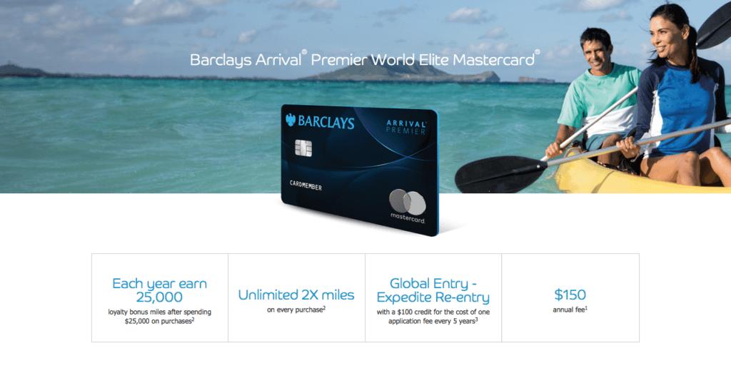 Barclays Arrival Premier
