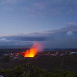 Hawaii Volcanoes National Park Closes