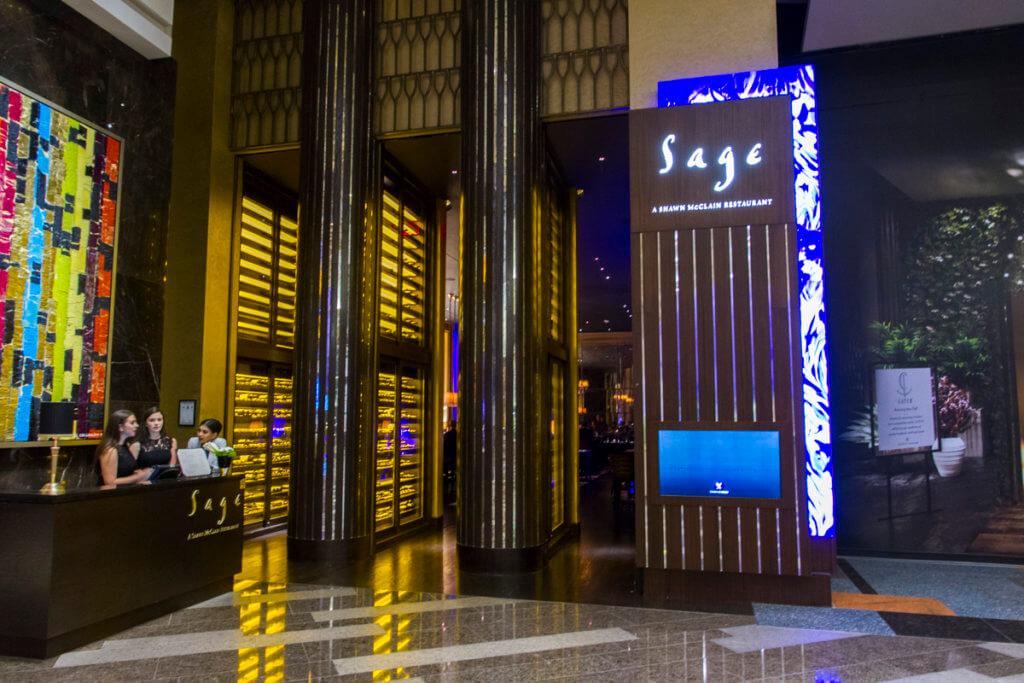 Sage at Aria Las Vegas