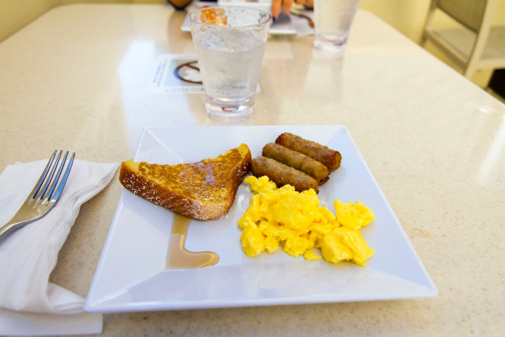 Hyatt Place Free Breakfast Remains