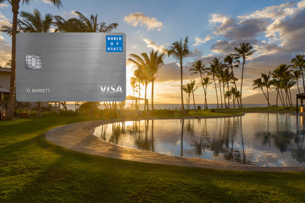 New World of Hyatt Visa