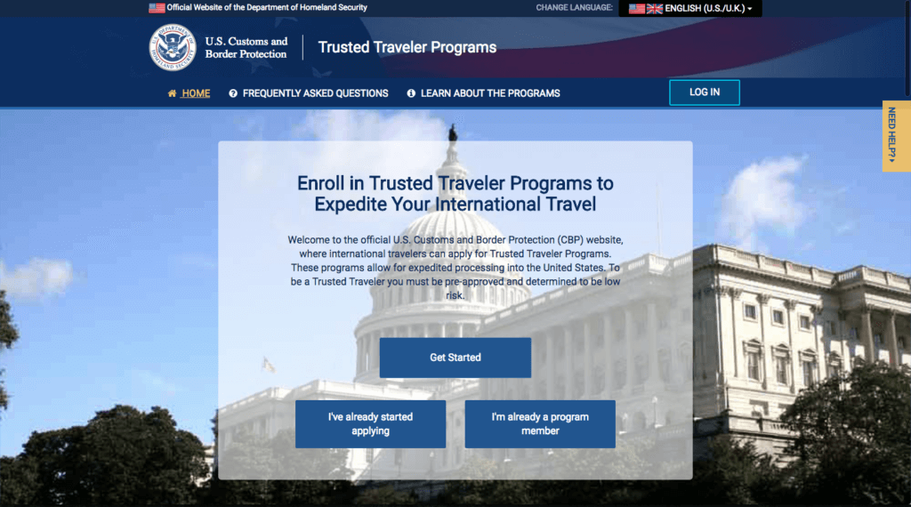 Renewing Global Entry with a Name Change