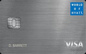New World of Hyatt Visa