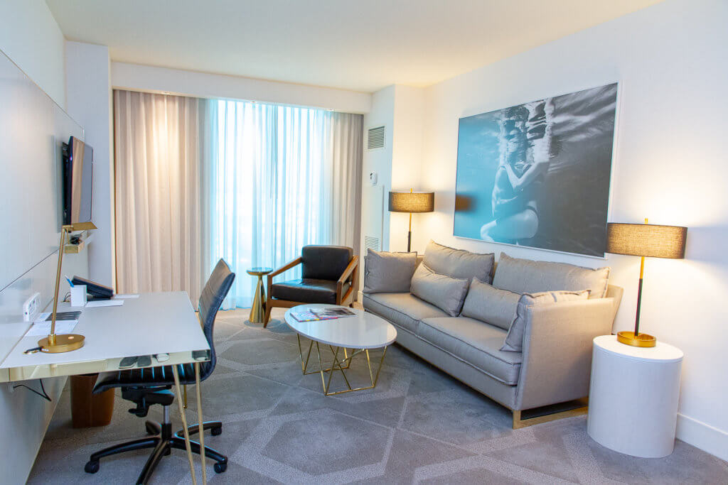 Change is in the Air at the SLS Las Vegas
