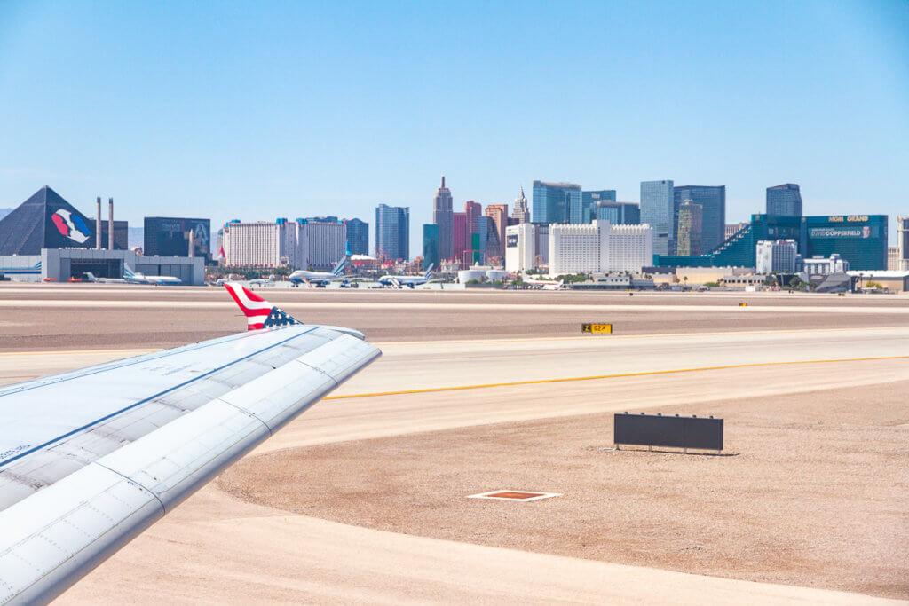 Virgin America Main Cabin Select LAS-SFO
