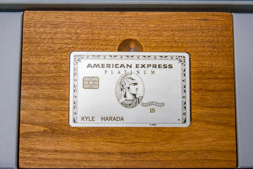 The American Express Platinum Card