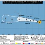 Hurricane Hector Update