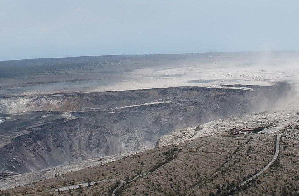 Hawaii Volcanoes National Park Will Reopen
