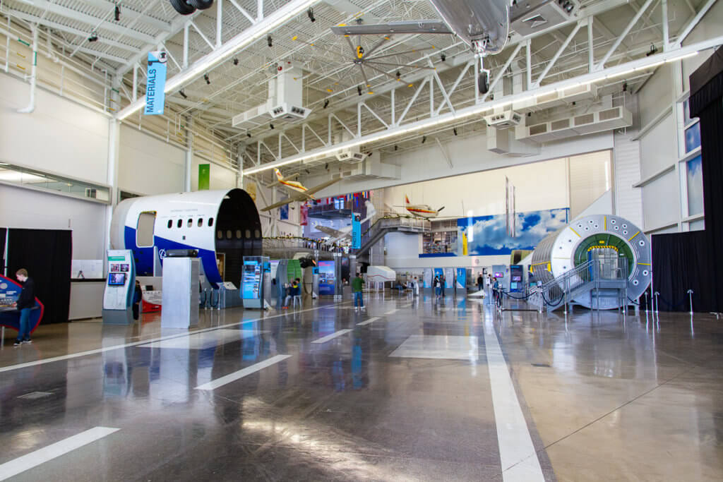 The Future of Flight Aviation Center is Changing Things Up