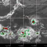 Hurricane Hector Update 2