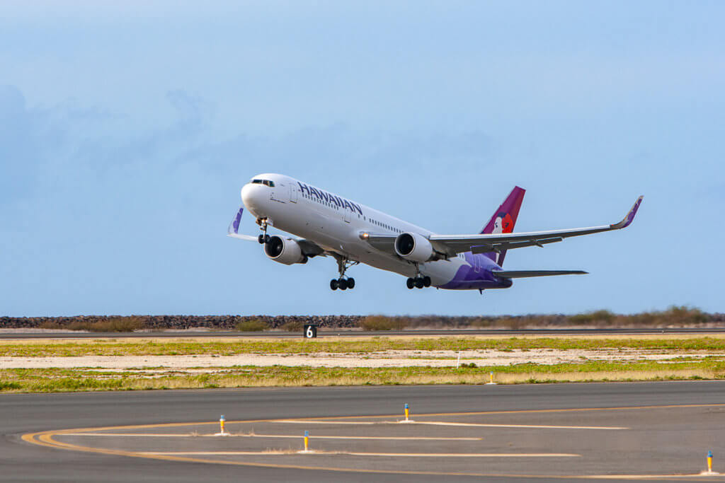 Hawaiian Accelerates the Retirement of the 767 Fleet
