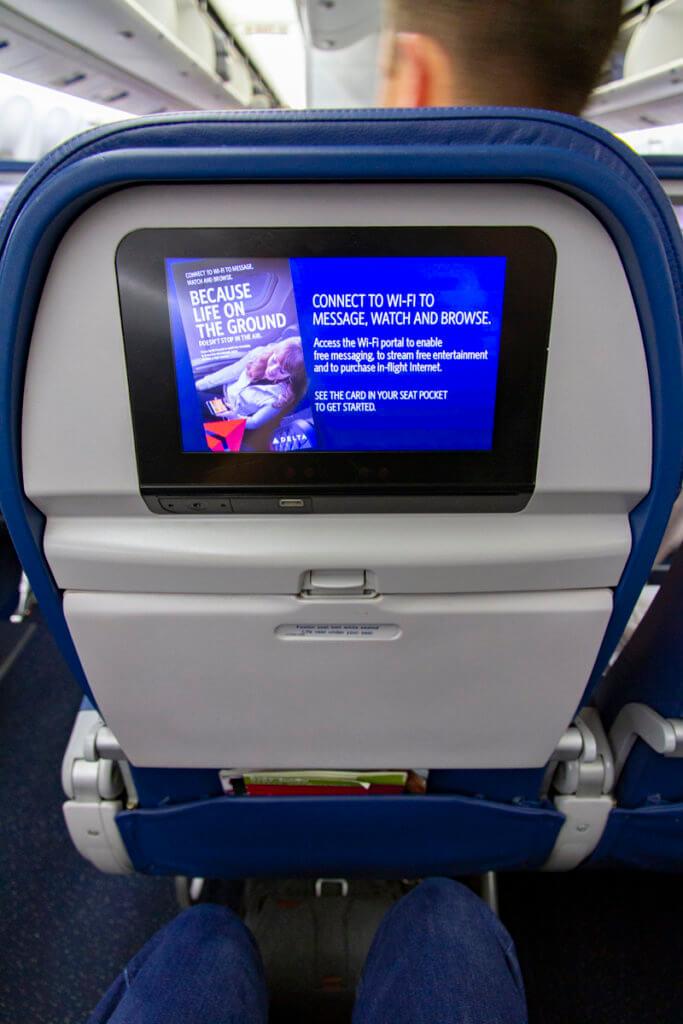 Delta Air Lines 2768 HNL-SLC