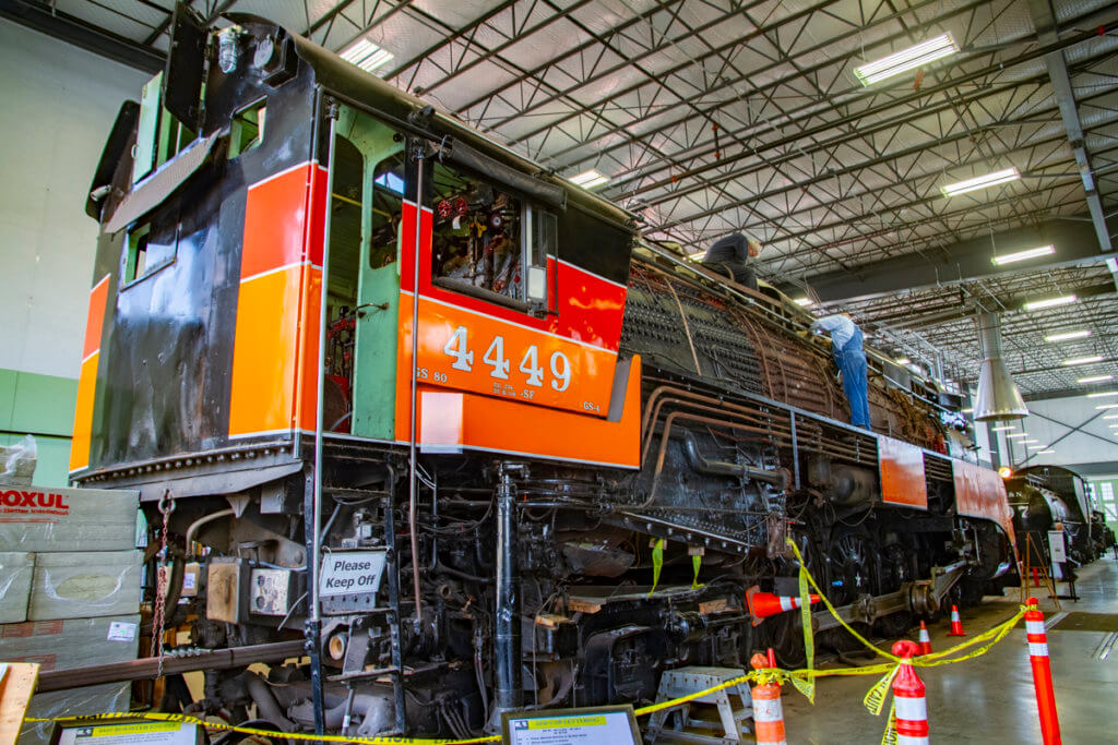 Oregon Rail Heritage Foundation Holiday Express 2018